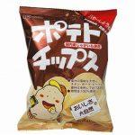 ポテトチップス バター醤油味 メーカー創健社